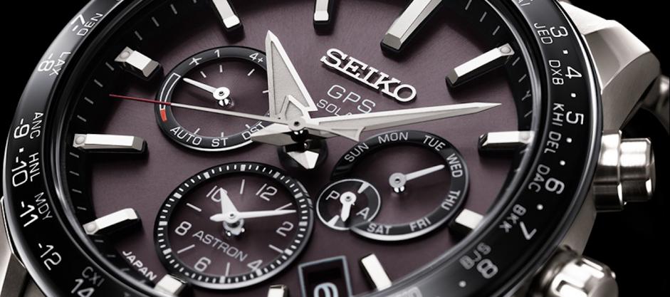 S.P. Løkke fører bl.a. ure fra mærker som SEIKO